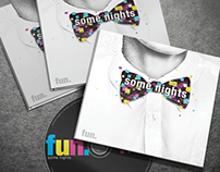 Some Nights Album Redesign