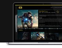 IMDb - The new look