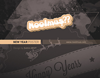 Happy new year! - Poster (Free Download)