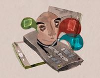 Editorial Illustrations 2013