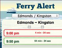 Ferry Alert