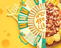 Pizza Hut - Cheesy Ria