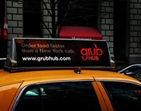GrubHub: Explore, Order, Eat