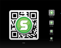 """""""Sconton - Scanner Aziendale"""" App Icon (Android & iOs)"""