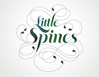 Little Spines - Typography