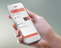 Designer Reminder - Mobile Application
