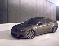 CGI BMW Rendering