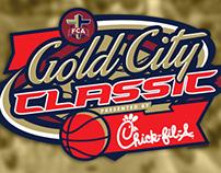 Gold City Classic Tournament Logo