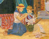 Children's Illustration Promotion