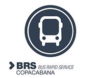 BRS Copacabana | Sinalização
