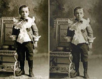 Lewis McCleary Photo Restore