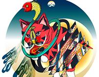 Cat&Fish(貓與鱼)