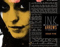 ISSUE FIVE - Ink & Arrows Magazine