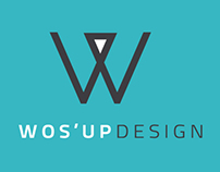 Wos'up Design Identity