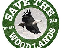 Save The Pasir Ris Woodlands Logo