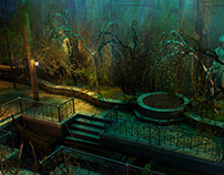 Garden (3D Environment)