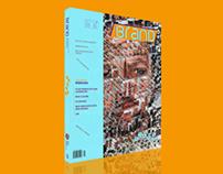 """BranD Magazine -""""Reborn"""" Issue"""