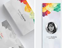 2013 Brochure & Business Card
