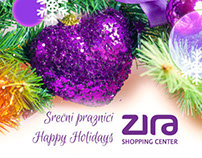 Greeting cards Zira Shopping Center