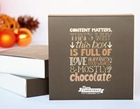 Adman Christmas' Chocolates