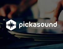 Pickasound Website