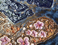 Blossom - Ceramic Tile