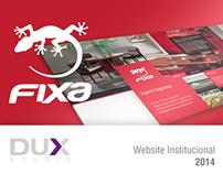 Website Fixa 2014
