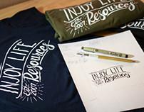 Injoy Life Resources Shirt Design