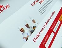 Yes-eat restaurant website
