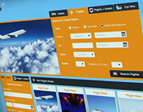Flyotels booking Website