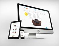Lamari furniture website