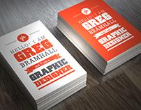 Greg Bramhall - Personal Branding