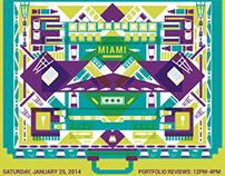 National Portfolio Day | Miami 2014