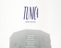 TUNICA ISSUE #01