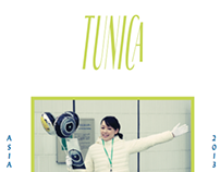 TUNICA ASIA ISSUE