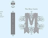 The Blue Castle - Dropcap Penguin Style