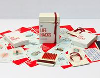 The Life Hacks Survival Kit