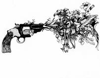 GUN FLOWER