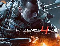 Friends4Fun [WEB DESIGN / WORDPRESS DESIGN]