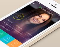 Social Student App IPHONE IOS7