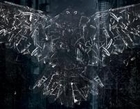 The Crow Key Art
