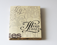 Herb Lubalin Book and Poster