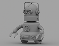 Symbolicons Robot Redesign