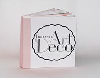 European Art Deco Chap Book