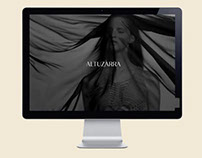 Altuzarra, Website