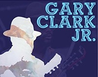 Gary Clark Jr. Concert Poster and Tickets