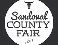 Sandoval County Fair Charity T-Shirt