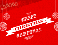 The Great Christmas Carnival by Sketch Themes