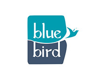Blue Bird- corporate identity