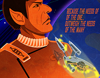 Star Trek III: The Search for Comrade Spock